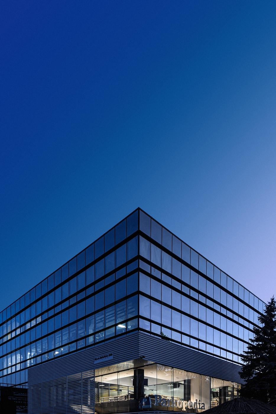 kontordomicil eller kontorfællesskab